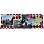 Argyle Flower - Body Pillow Case Dakimakura (Two Sides)