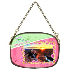 Being With You Chain Purse By Digitalkeepsakes   Chain Purse (two Sides)   Rzjc06vsl9xn   Www Artscow Com Back