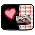 Love - Netbook Case Large - Netbook Case (Large)