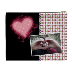 Love   Cosmetic Bag Xl By Digitalkeepsakes   Cosmetic Bag (xl)   76us7nae5l5x   Www Artscow Com Back