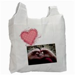 Love - Recycle Bag - Recycle Bag (One Side)