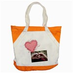 Love - Accent Tote Bag