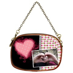 Love   Chain Purse 2 Sides By Digitalkeepsakes   Chain Purse (two Sides)   C3gpiasrmkcr   Www Artscow Com Back