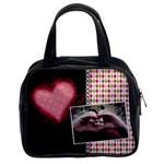 Love - Classic Handbag - Classic Handbag (Two Sides)