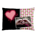 Love - Pillow Case 2 Sides - Pillow Case (Two Sides)