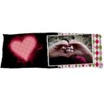 Love - Body Pillow Case 2 sides - Body Pillow Case Dakimakura (Two Sides)