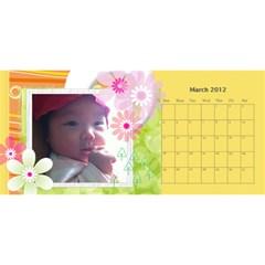 Metok Calendar By Lorraine Chiu   Desktop Calendar 11  X 5    Iz1sdxttqq1c   Www Artscow Com Mar 2012