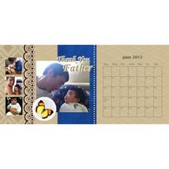 Metok Calendar By Lorraine Chiu   Desktop Calendar 11  X 5    Iz1sdxttqq1c   Www Artscow Com Jun 2012