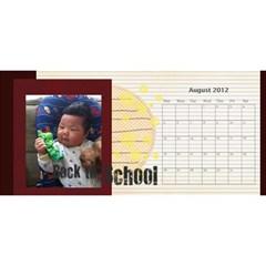 Metok Calendar By Lorraine Chiu   Desktop Calendar 11  X 5    Iz1sdxttqq1c   Www Artscow Com Aug 2012