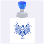 eagle - Rubber Stamp Round (Large)