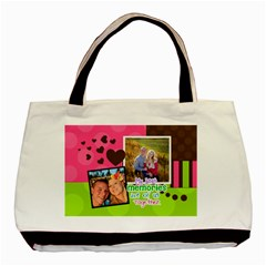 My Best Memories   Classic Tote 2 Sides By Digitalkeepsakes   Basic Tote Bag (two Sides)   7yr3pbyn5ooq   Www Artscow Com Front