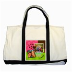 My Best Memories - Two Tone Tote - Two Tone Tote Bag