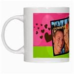 My Best Memories - White Mug