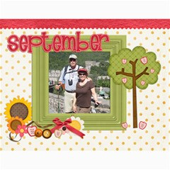 2013 By Kristiania Anderson Knipler   Wall Calendar 11  X 8 5  (12 Months)   Bghi7a66cora   Www Artscow Com Month