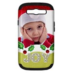 joy - Samsung Galaxy S III Hardshell Case (PC+Silicone)