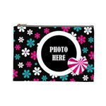 Color Splash Large Cosmetic Bag - Cosmetic Bag (Large)