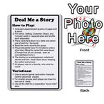Deal Me a Story cards - Multi-purpose Cards (Rectangle)