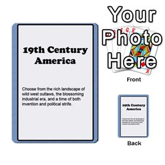 Deal Me A Story Cards By Vickie Boutwell   Multi Purpose Cards (rectangle)   00j15fphwnsv   Www Artscow Com Front 20