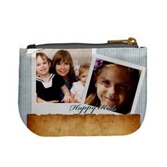 Happy Kids By Joely   Mini Coin Purse   13kpnr7n2q0k   Www Artscow Com Back