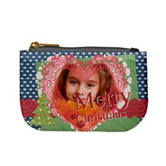 Happy Kids By Joely   Mini Coin Purse   1yvnagvgo0hl   Www Artscow Com Front