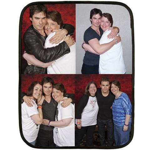 Shelley s Blanket By Amy Little   Fleece Blanket (mini)   Fiumwhr1v21i   Www Artscow Com 35 x27 Blanket