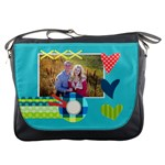 Heart - Messenger Bag
