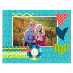 Playful Hearts - Jigsaw Puzzle (Rectangular)