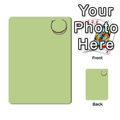 Custom Canvas Business Card By F Blau   Multi Purpose Cards (rectangle)   Czq3zmka8pkr   Www Artscow Com Back 50