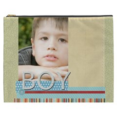 Boy By Jacob   Cosmetic Bag (xxxl)   4lpu6yil44tn   Www Artscow Com Front