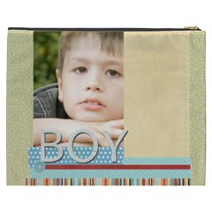 Boy By Jacob   Cosmetic Bag (xxxl)   4lpu6yil44tn   Www Artscow Com Back