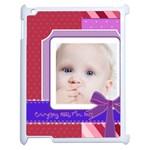 kids - Apple iPad 2 Case (White)