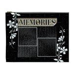 Memories Black XL Cosmetic Bag - Cosmetic Bag (XL)