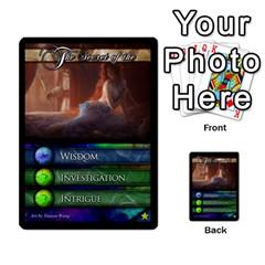 Dreamlands Adventures 2 By Peter Varga   Multi Purpose Cards (rectangle)   Dei7e3eydtsz   Www Artscow Com Front 16