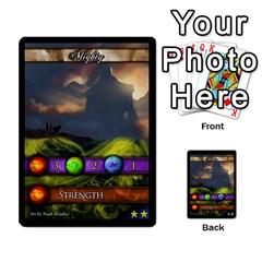 Dreamlands Adventures 2 By Peter Varga   Multi Purpose Cards (rectangle)   Dei7e3eydtsz   Www Artscow Com Front 17
