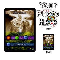 Dreamlands Adventures 2 By Peter Varga   Multi Purpose Cards (rectangle)   Dei7e3eydtsz   Www Artscow Com Front 26