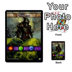 Dreamlands Adventures 2 By Peter Varga   Multi Purpose Cards (rectangle)   Dei7e3eydtsz   Www Artscow Com Front 42