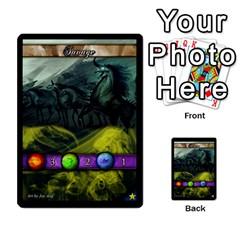 Dreamlands Adventures 2 By Peter Varga   Multi Purpose Cards (rectangle)   Dei7e3eydtsz   Www Artscow Com Front 43