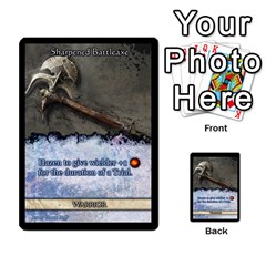 Dreamlands Adventures 4 By Peter Varga   Multi Purpose Cards (rectangle)   Zyy6g3tbnzzu   Www Artscow Com Front 20