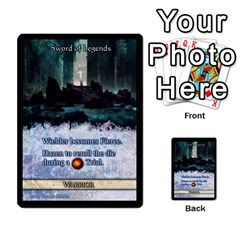 Dreamlands Adventures 4 By Peter Varga   Multi Purpose Cards (rectangle)   Zyy6g3tbnzzu   Www Artscow Com Front 4