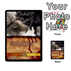 Dreamlands Adventures 4 By Peter Varga   Multi Purpose Cards (rectangle)   Zyy6g3tbnzzu   Www Artscow Com Front 33