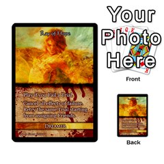 Dreamlands Adventures 4 By Peter Varga   Multi Purpose Cards (rectangle)   Zyy6g3tbnzzu   Www Artscow Com Front 34