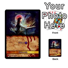 Dreamlands Adventures 4 By Peter Varga   Multi Purpose Cards (rectangle)   Zyy6g3tbnzzu   Www Artscow Com Front 40