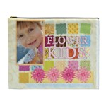 flower of kids - Cosmetic Bag (XL)