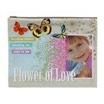 flower of love - Cosmetic Bag (XL)