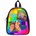 Rainbow Stitch - School Bag (Small)