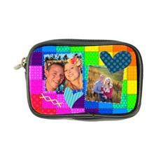 Rainbow Stitch By Digitalkeepsakes   Coin Purse   Nhp7b9iw4cgm   Www Artscow Com Front