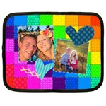 Rainbow Stitch - Netbook Case (Large)