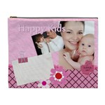 family - Cosmetic Bag (XL)