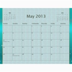 2013 By Terry   Wall Calendar 11  X 8 5  (12 Months)   Xml2cr905hz3   Www Artscow Com May 2013