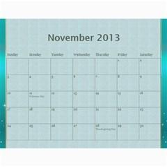 Mom By Terry   Wall Calendar 11  X 8 5  (12 Months)   Suqx7ytq71eg   Www Artscow Com Nov 2013